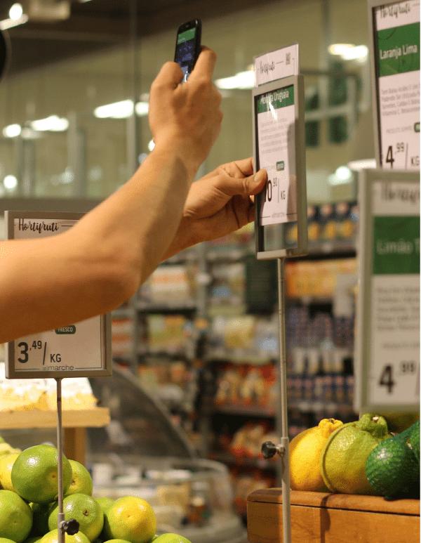 APP de Monitoria de Preço